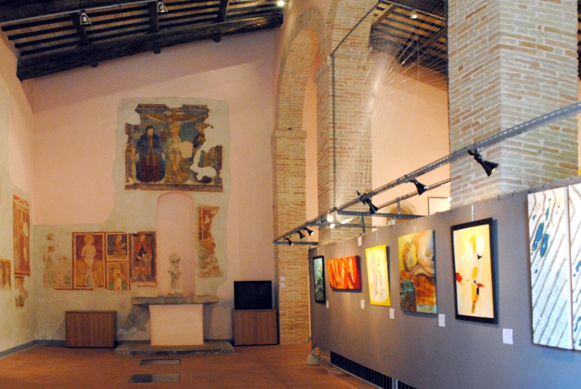 Museo MIDAC, interno